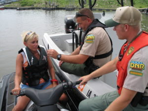 Boating While Impaired